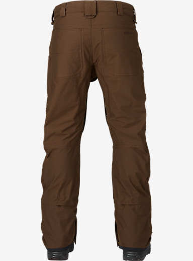 Burton Southside Pant - Slim Fit shown in Mocha