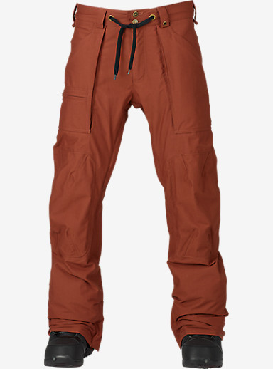 Burton Southside Pant - Slim Fit shown in Matador