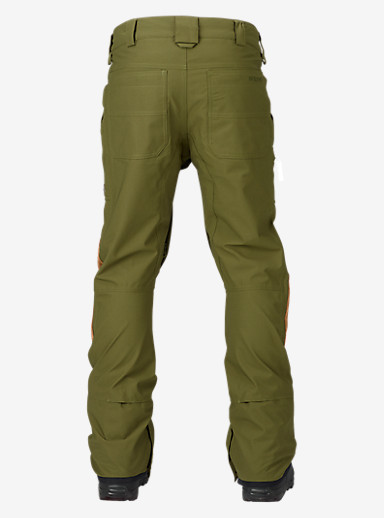 Burton Southside Pant - Slim Fit shown in Keef / True Penny