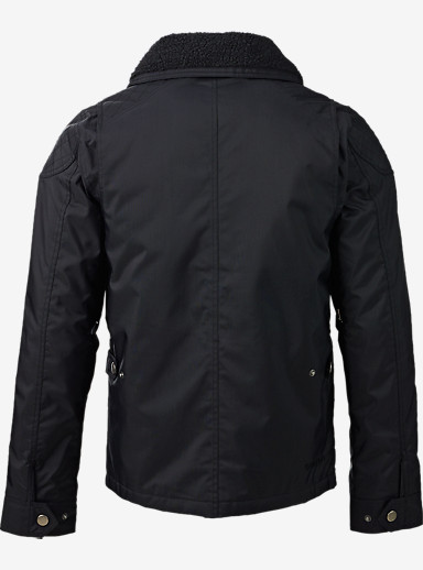 Burton TWC Signature Jacket shown in True Black