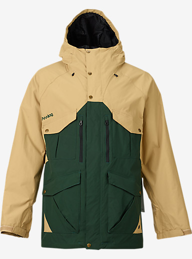 Analog Anthem Jacket shown in Dune / Pine