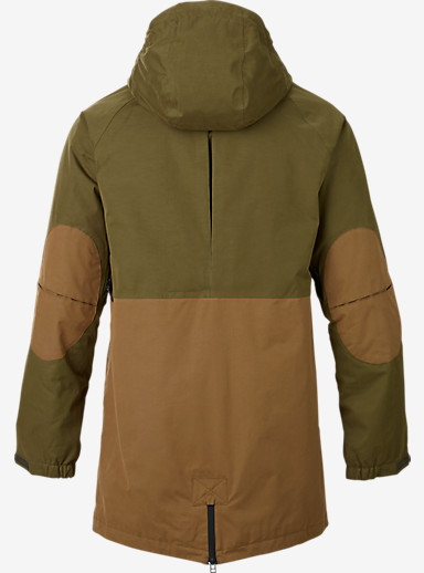 Analog Solitary Snowboard Jacket shown in Keef / Soil