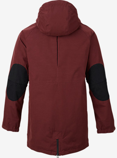 Analog Solitary Snowboard Jacket shown in Opium