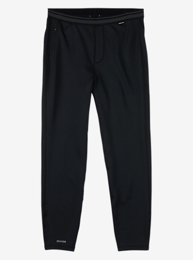 Burton Expedition Base Layer Pant shown in True Black