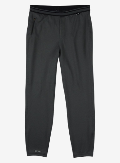 Burton Expedition Base Layer Pant shown in Faded Heather