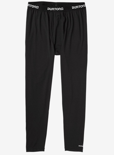 Burton Midweight Pant shown in True Black