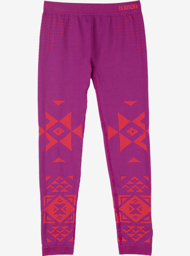 Burton Women's Burton Active Seamless Tight shown in Grapeseed