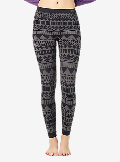 Burton Women's Active Seamless Tight shown in Tiki