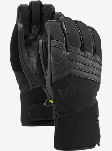 Burton [ak] Clutch Glove shown in True Black