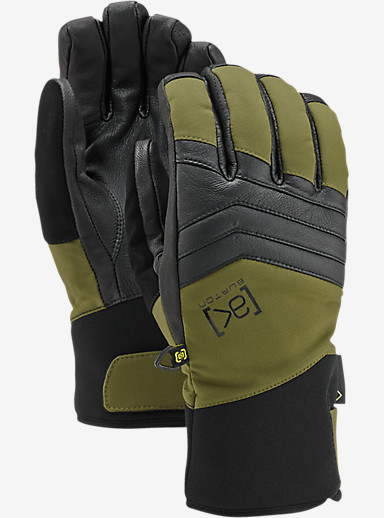 Burton [ak] Clutch Glove shown in Keef