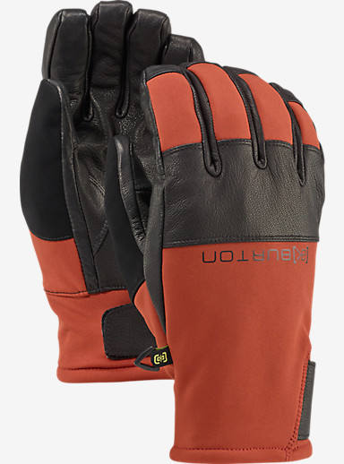 Burton [ak] Clutch Glove shown in Picante