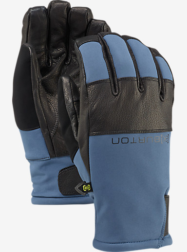 Burton [ak] Clutch Glove shown in Washed Blue