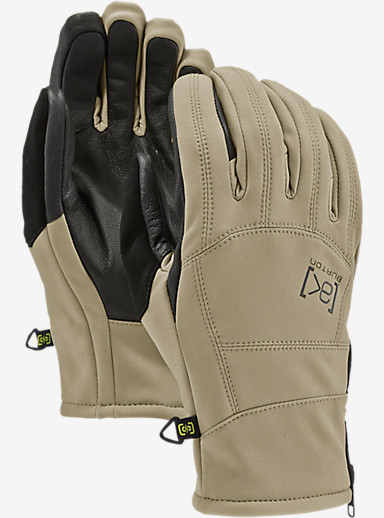 Burton [ak] Tech Glove shown in Putty