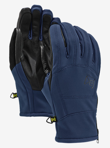 Burton [ak] Tech Glove shown in Eclipse