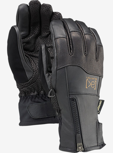 Burton [ak] Yeti Glove shown in True Black