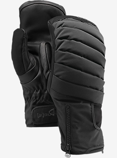 Burton [ak] Oven Mitt shown in True Black