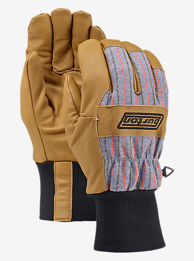 Burton Lifty Glove shown in Raw Hide