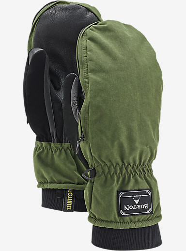 Burton Hi-Five Mitt shown in Algae Washed