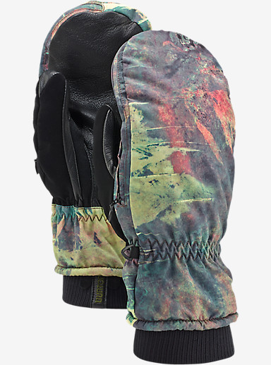 Burton Hi-Five Mitt shown in Sandy Scars Satellite Series