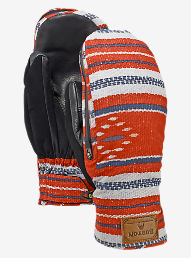 Burton Hi-Five Mitt shown in Stag Stripe