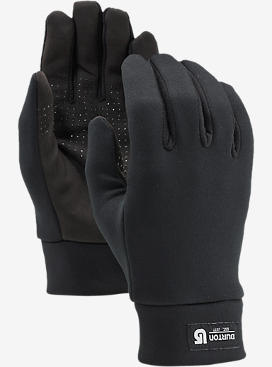 Burton Touch N Go Glove shown in True Black