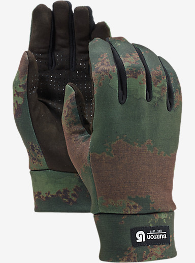 Burton Touch N Go Glove shown in Oil Camo