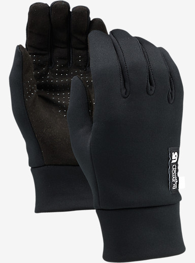 Burton Women's Touch N Go Glove shown in True Black