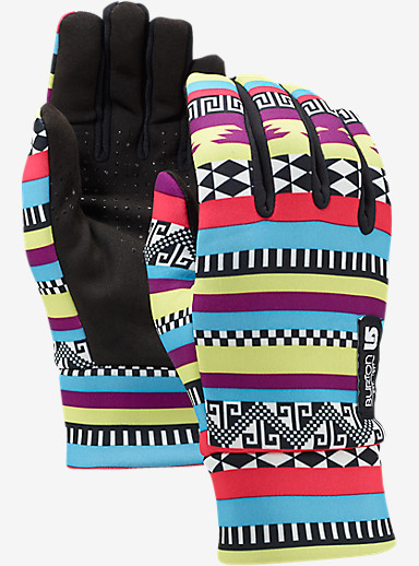 Burton Women's Touch N Go Glove shown in Mixtec