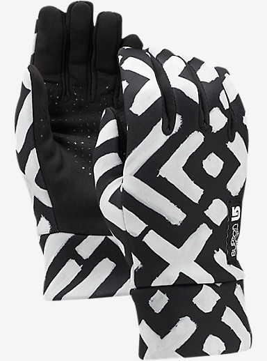 Burton Women's Touch N Go Glove shown in Geo