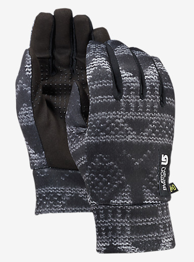 Burton Women's Touch N Go Glove shown in Carter Stripe