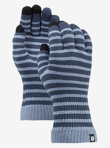 Burton Touch N Go Knit Glove shown in Infinity / Mood Indigo