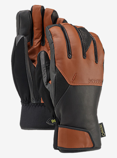Burton Gondy GORE-TEX® Leather Glove shown in True Penny