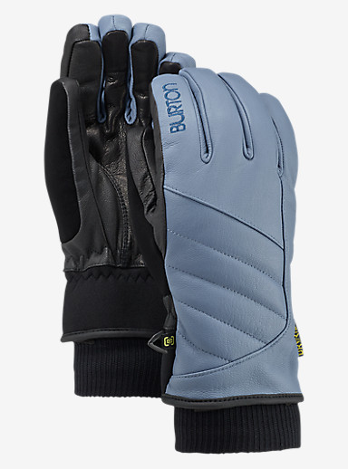 Burton Favorite Leather Glove shown in Infinity