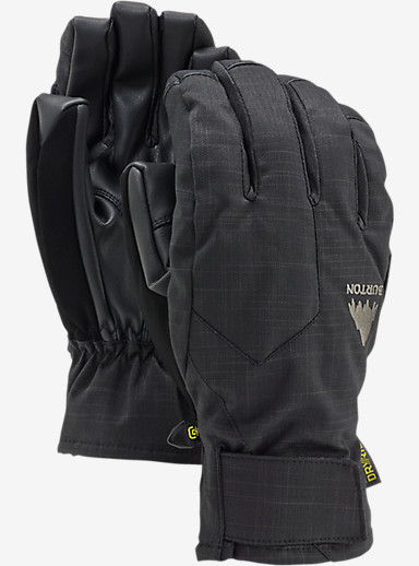 Burton Pyro Under Glove shown in True Black