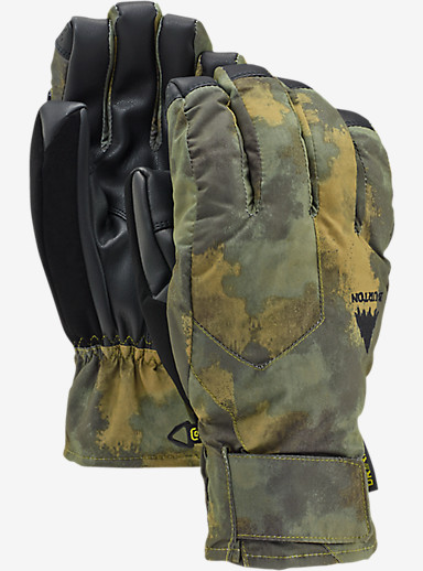Burton Pyro Under Glove shown in Saw Camo