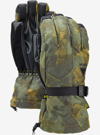 Burton Pyro Glove shown in Saw Camo