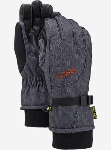 Burton Pele Glove shown in Denim