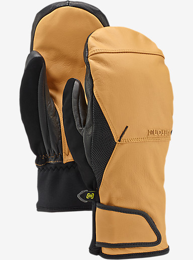 Burton Gondy GORE-TEX® Leather Mitt shown in Nomad