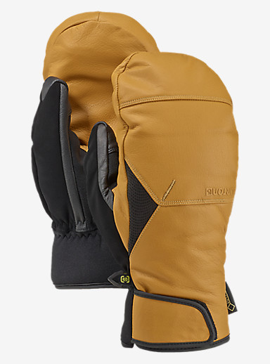 Burton Gondy GORE-TEX® Leather Mitt shown in Raw Hide