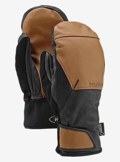 Burton Gondy GORE-TEX® Leather Mitt shown in True Penny
