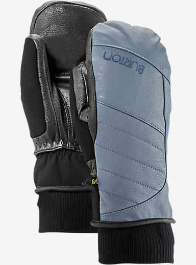 Burton Favorite Leather Mitt shown in Infinity