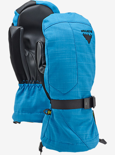 Burton Pyro Mitt shown in Glacier Blue