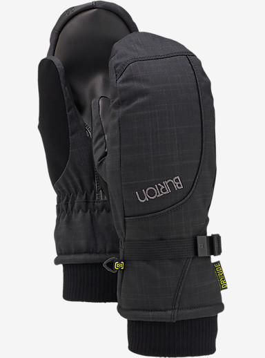 Burton Pele Mitt shown in True Black
