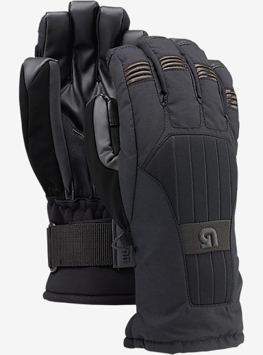 Burton Support Glove shown in True Black