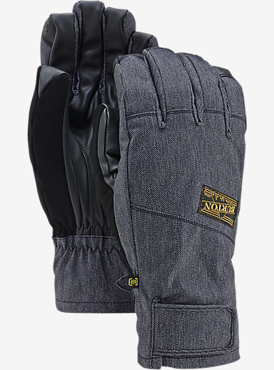 Burton Approach Under Glove shown in Denim