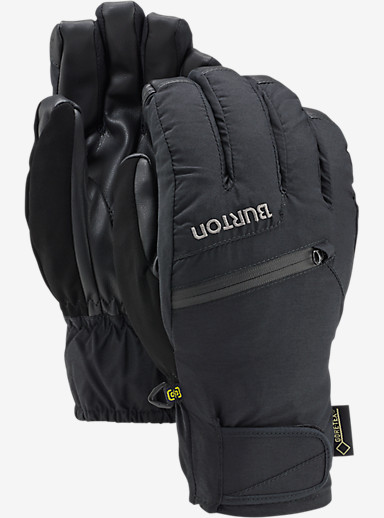 Burton GORE-TEX® Under Glove + Gore Warm Technology shown in True Black