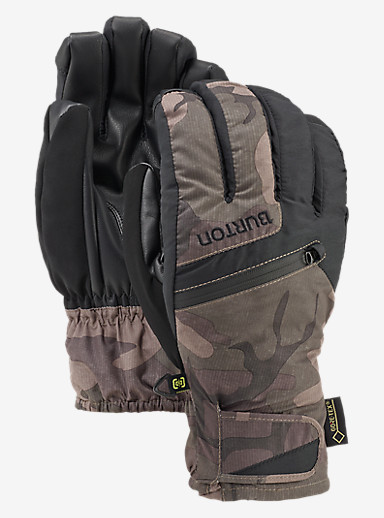Burton GORE-TEX® Under Glove + Gore Warm Technology shown in Bkamo