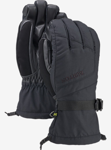 Burton Profile Glove shown in True Black