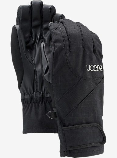 Burton Women's Approach Under Glove shown in True Black