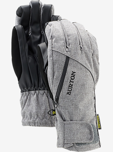 Burton Women's Baker 2-In-1 Under Glove shown in Bog Heather